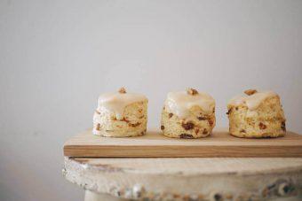 紅茶にも日本茶にも。スコーン専門店「スコーン家 HARU」の焼き菓子で笑顔のティータイムを