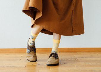 春らしさは足元から取り入れよう。ふんわり柔らかい色合いの靴下<3選>
