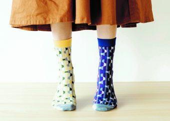 靴下は片っぽずつ買う!「ソロソックス」でいつまでも続くセレクトの楽しさとおしゃれの足し算を
