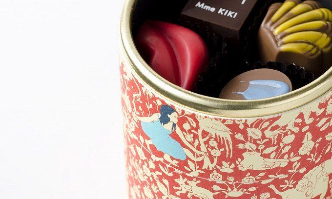 アーティスティックな世界観が魅力のMme KIKIのチョコレート