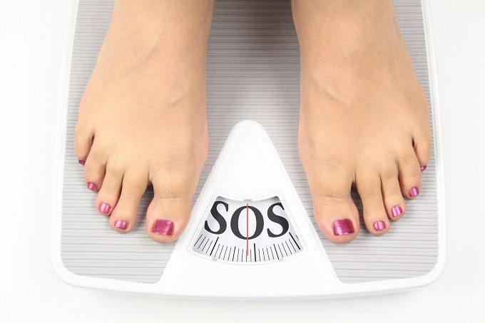 ダイエットで重要なのは体重ではなく体脂肪