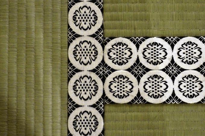 草新舎(そうしんしゃ)の畳