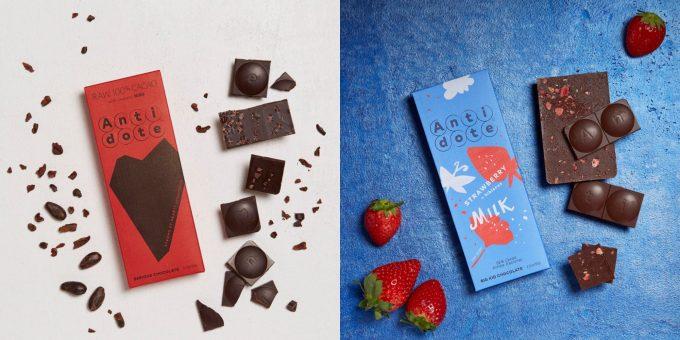 Antidote(アンチドート)のチョコは健康食品をめざして