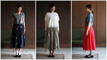春夏の季節に最適!大人っぽく、軽やかに着こなせる上質なスカート特集