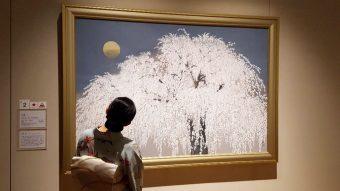 今年のお花見は美術館へ!画家が描く日本の桜が集合、「桜 さくら SAKURA 2018」