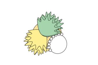 ハンドメイドピアスの作り方手順(5)