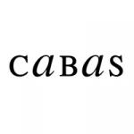 バッグ作りを行うCaBasのロゴ