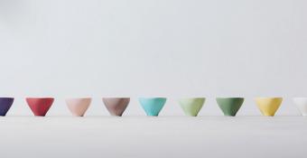 テーブルに春が来る。色とりどりの「SAKUZAN DAYS」の器で食事の時間を彩ろう