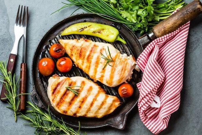 鶏肉のレシピ