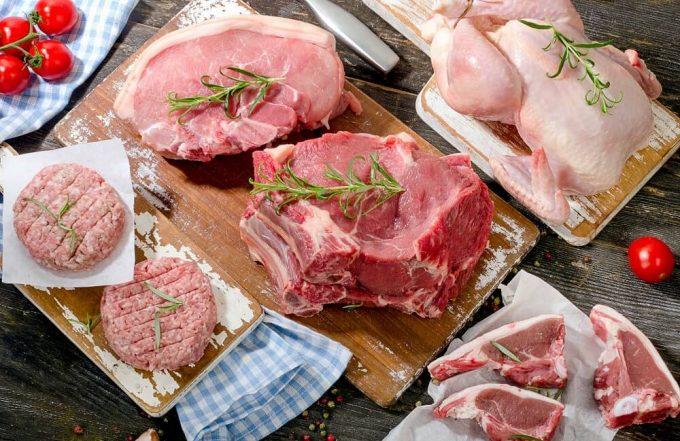 お肉のレシピ