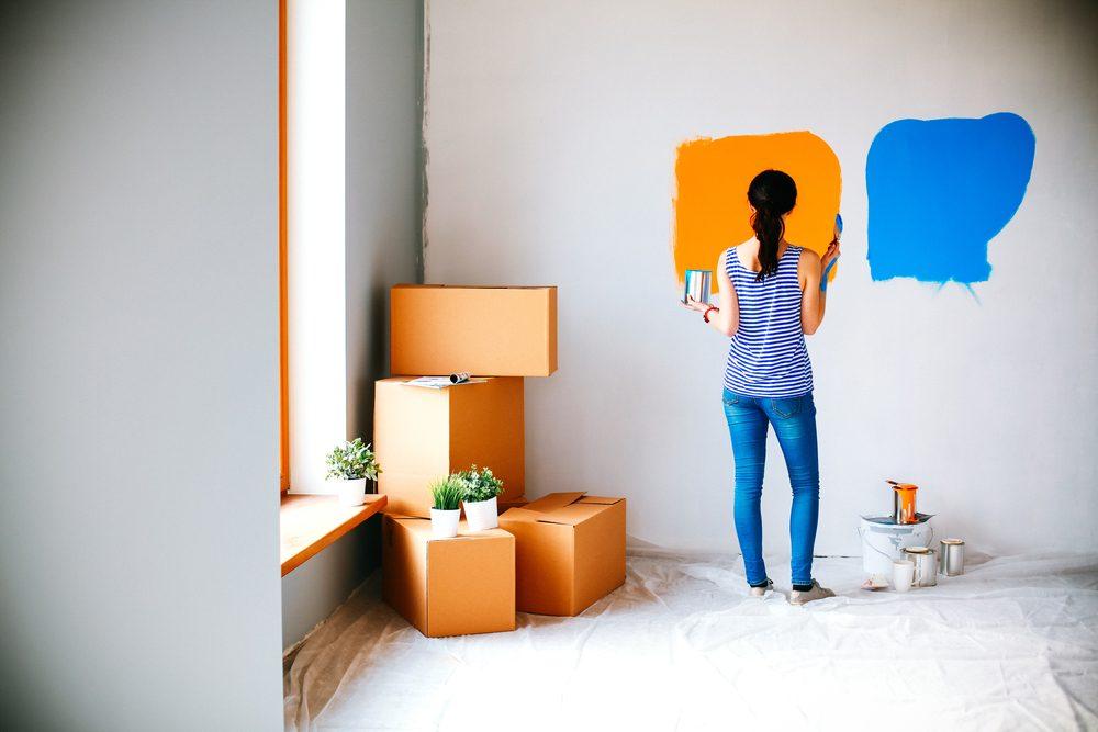 DIYでおしゃれな部屋作り