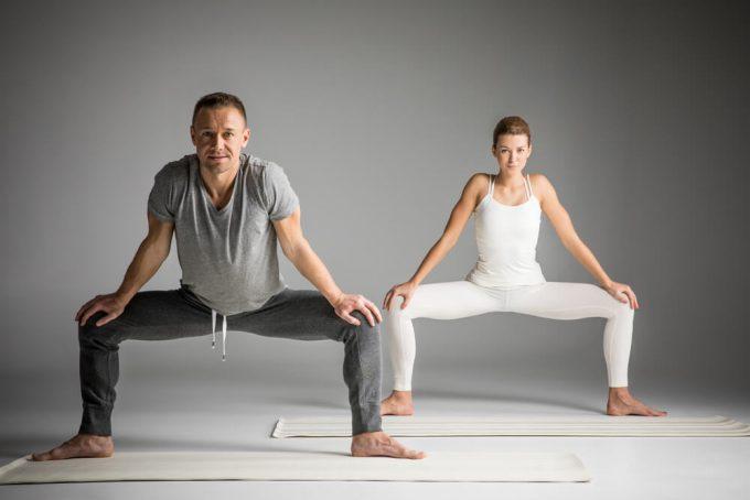 姿勢を正しくしたい人におすすめの全身のバランスを整えるストレッチ