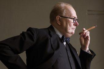 アカデミー賞W受賞の話題作『ウィンストン・チャーチル/ヒトラーから世界を救った男』