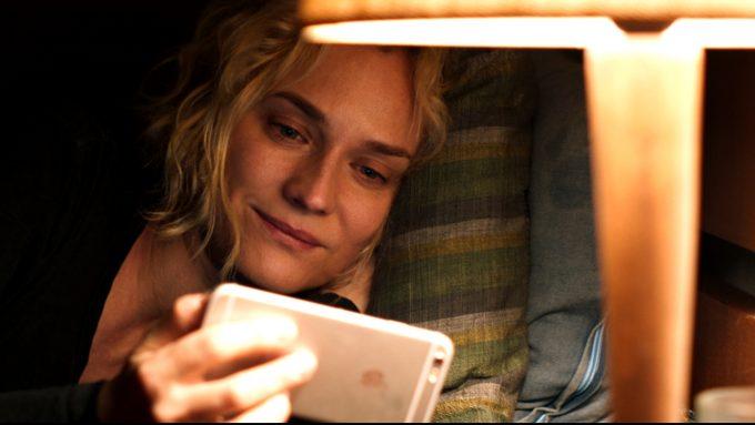 映画『女は二度決断する』の主人公、ダイアン・クルーガー