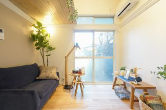 憧れのシンプルな暮らし。スッキリとした暮らしやすいお部屋を作る3つのルール