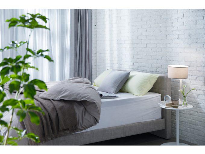 上質な睡眠のためマットレスにこだわったベッド