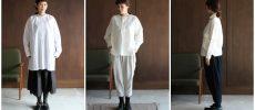 春夏コーデにおすすめの3種類の白シャツを着た女性たち