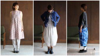 初夏におすすめのパンツスタイル。短め丈で涼やか&軽やかなリラックスコーデを