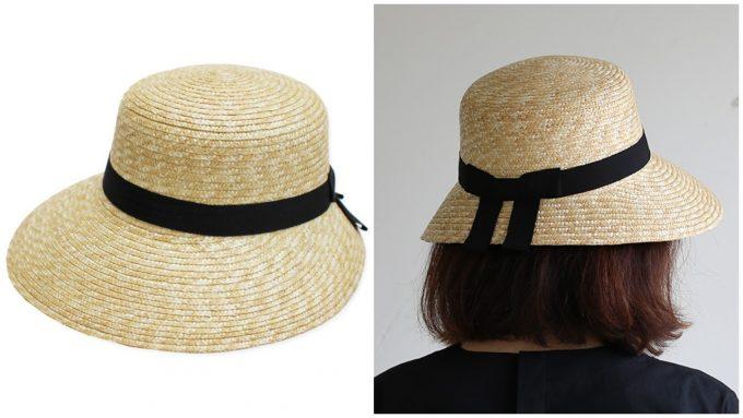 クラスカの麦わら帽子「ハノン」