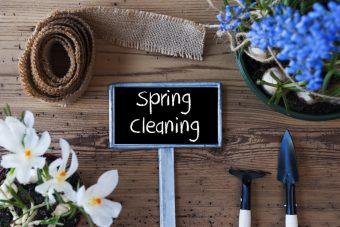 春の大掃除!暖かくなった今こそ重点的に磨きたい6つのポイント