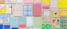 おしゃれで機能的な文房具を展開する「HIGHTIDE」のおすすめの手帳