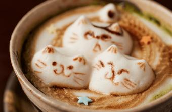 本物の猫がいない猫カフェ。「押上猫庫」でお腹と心が癒されるひと時を