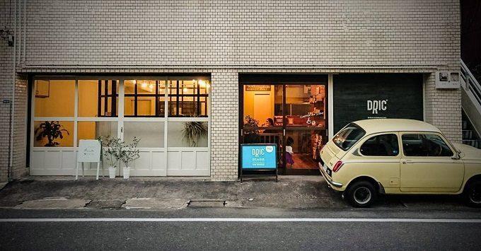 期間限定のドリンクやスコーンが楽しめる長崎のおしゃれなカフェ「DRIC(ドリック)」