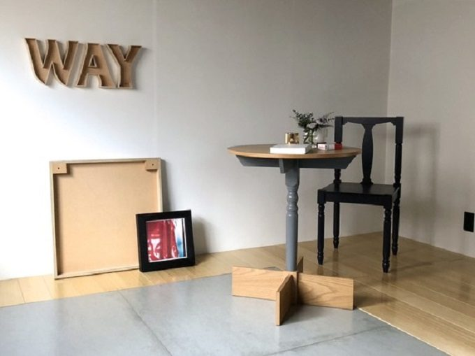 ハイセンスな家具を扱う「LUFF」