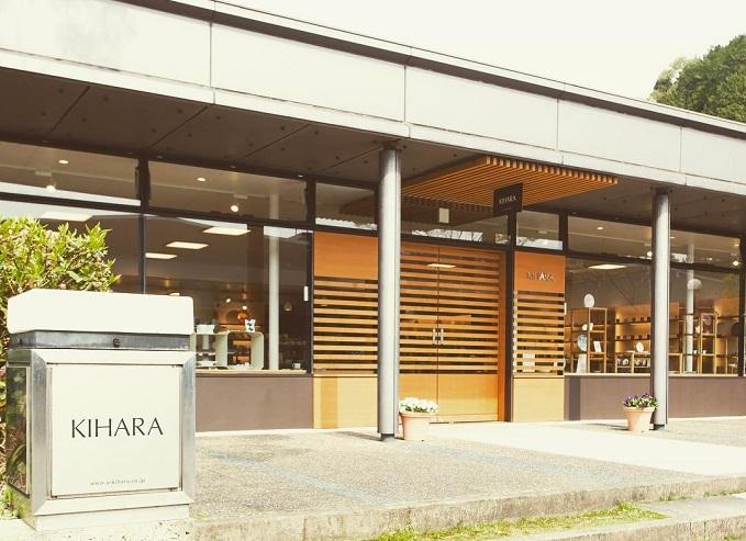 東京の魅力を表した陶磁器をプロデュース、販売する「KIHARA」