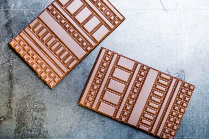 チョコレート専門店「ル・ショコラ・アラン・デュカス」のタブレット