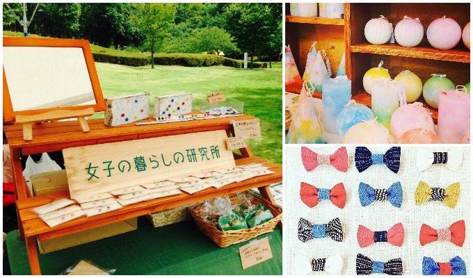 福島の伝統工芸品を使って制作されている「ふくいろピアス」を販売する「女子の暮らしの研究所」とそのオリジナル商品