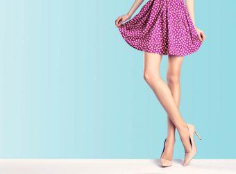 【完全版】春スカートにぴったりなすらり脚に。太ももとお尻を鍛えるエクササイズ<3選>