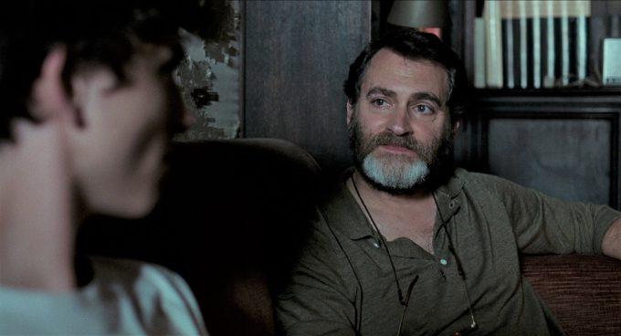映画「君の名前で僕を呼んで」を手掛けたジェームズ・アイヴォリー