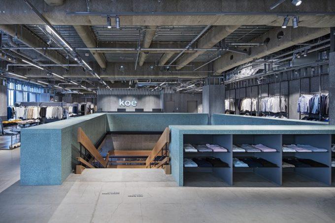 スマートレジ導入の先進的なショップ「koe渋谷店」
