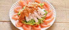 サラダにお茶漬け、ポテトガレットも。料理のバリエーション広がる「蒸し鶏」アレンジレシピ集