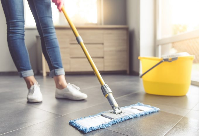 風水のお掃除スポットを効果的・効率的に掃除しましょう。