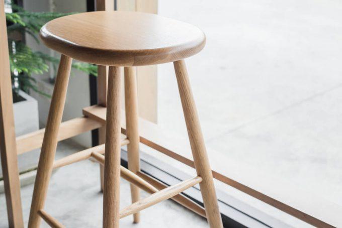 椅子としてもおしゃれインテリアとしてもおすすめのスツール