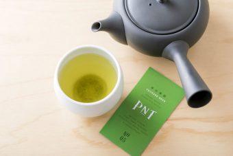ステーショナリー店併設の「サロン・ド・テ パピエ ティグル」で日本茶との新鮮な出会いを