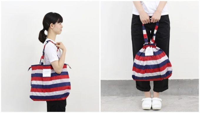 大人女子におすすめのシンプル&万能なダンケのエコバッグ