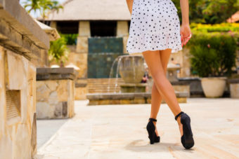 夏に向けて美脚を目指す。脚の引き締めに効果が期待できるエクササイズ<3選>