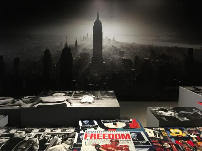 『写真都市展 −ウィリアム・クラインと22世紀を生きる写真家たち−』の様子2