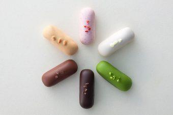 老舗の和菓子店が手がける、次世代に届ける和菓子。繊細で華やかな「和菓子 結」のお菓子たち