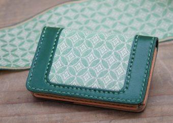 和の美しさを再発見。「AsL Leather Works」が手作りする素敵な革小物