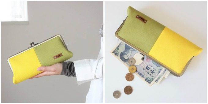 「BLAST(ブラスト)」のおすすめ、がま口財布2