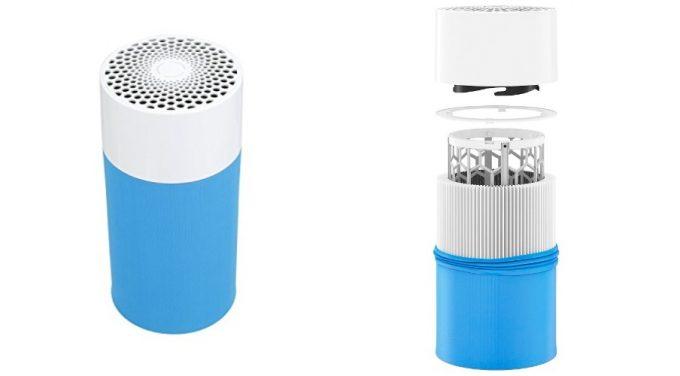 ブルーエア社の空気清浄系Blue Pure 41の使い方