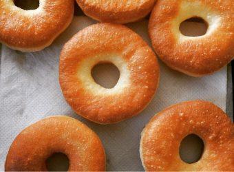 自家製酵母を使った「イーストドーナツ」の作り方8