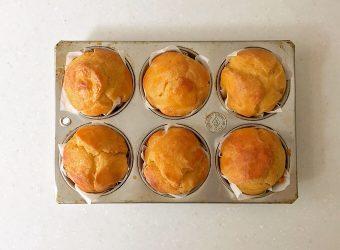 「ソルティチーズ・イーストマフィン」のレシピ5