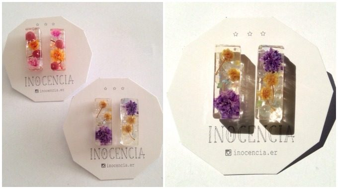 「INOCENCIA(イノセンシア)」のピアス