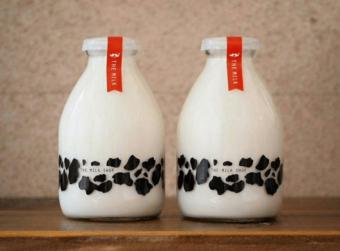 牛乳屋の原点である配達も。昔ながらの風情を届ける「THE MILK SHOP」の瓶牛乳