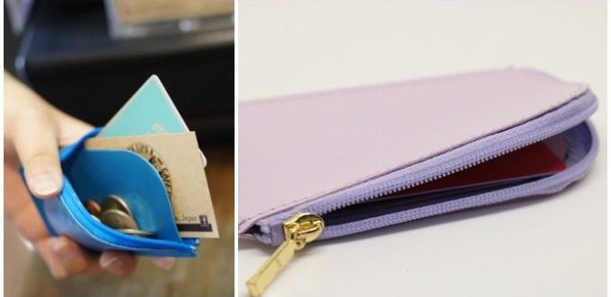 おすすめミニ財布、dünnの薄くて軽いミニ財布